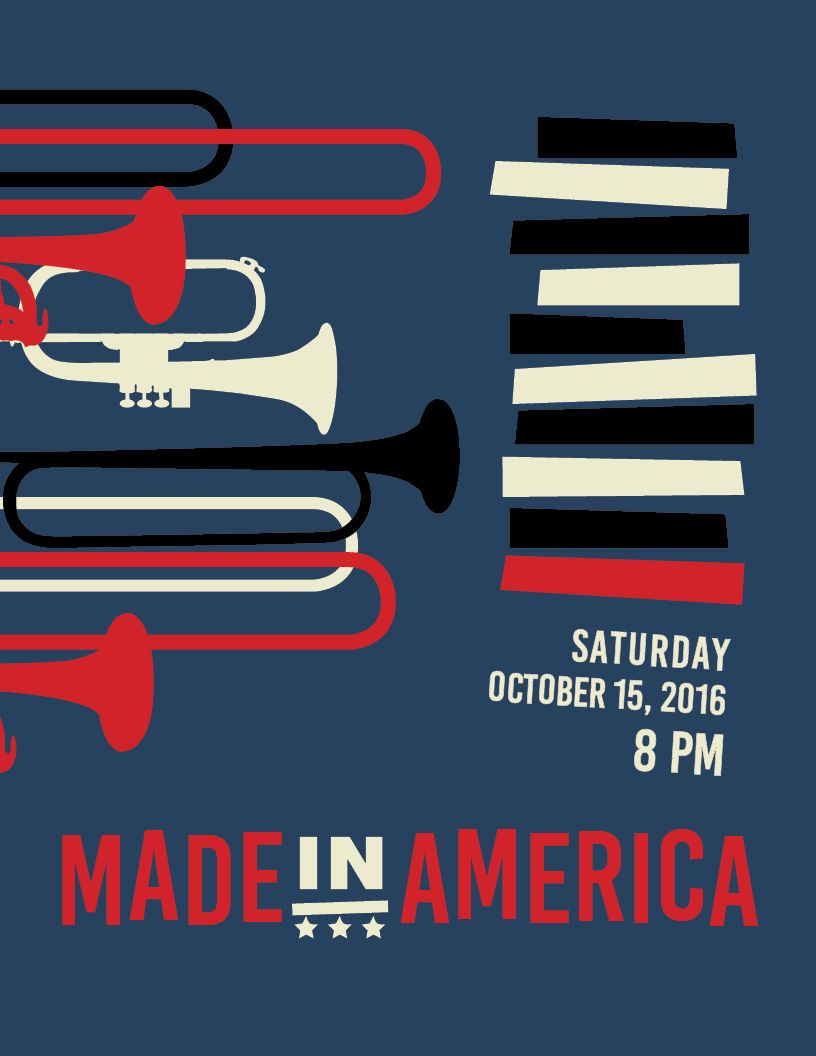 Made in America - October 2016