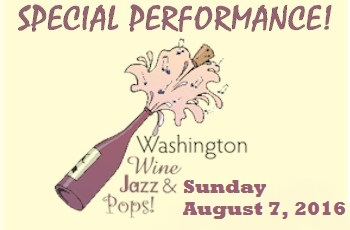 Wine, Jazz & Pops 2016