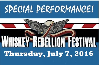 Whiskey Rebellion 2016